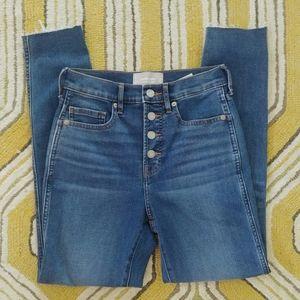 Everlane Vintage Skinny Jeans